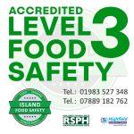 isle of wight supervising food safety training level 3 island food safety october november 2017
