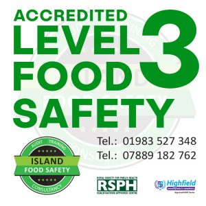 isle-of-wight-supervising-food-safety-training-level-3-island-food-safety-may-2017