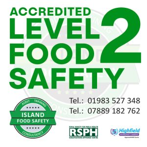 level-2-food-safety-training-isle-of-wight-from--island-food-safety-1st-november-2017