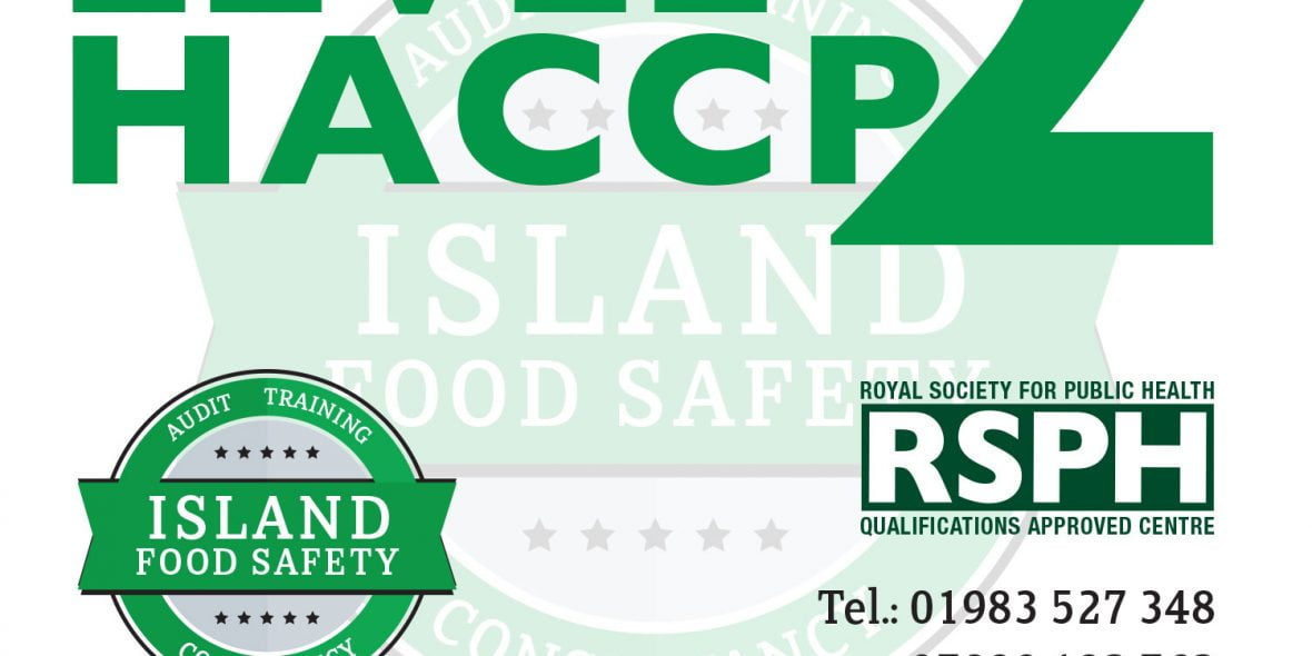 Level-2-Award-in-Understanding-HACC-newport-isle-of-wight-30-october-2019--island-food-safety